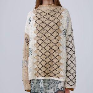 Acne Studios Oneida SS17 Oversize sweater Size XS